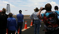 Woomera welcomed hundreds of non-Defence users of the 124,000sqkm test range (about the size of England) on December 3 in support of the final Woomera Prohibited Area Advisory Board meeting for 2013.
