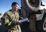 ADF equipment in Afghanistan on the move