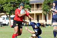 Caroline Vakalahi - Brisbane Girl Targets World Cup