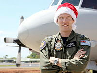 Paul Rattigan - Pilot Paul has bird's eye view for Santa's approach this Christmas
