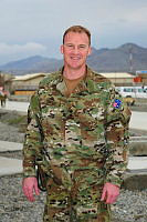 LTCOL Brad Smith is deployed on Operation SLIPPER in the International Security Assistance Force (ISAF) Joint Command (IJC), as the lead planner for the multi-national Resolute Support mission in 2015.